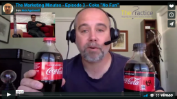 Coke no-fun-Marketing Minutes